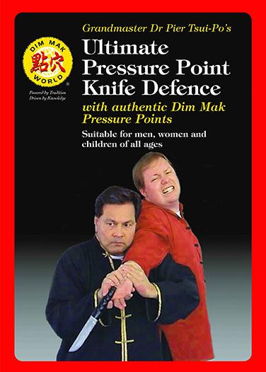 Ultimate Dim Mak Knife Defence DVD