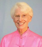 Tai Chi Master Christine Everett