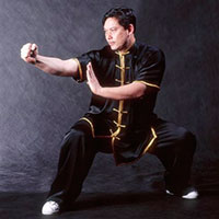 Kung Fu Self Defence Master Richard Tsui-Po