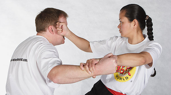 kung fu self defence men and women