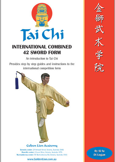 Tai Chi Sword International Combined 42 Form Workbook