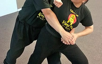 Ladies Self Defence Training