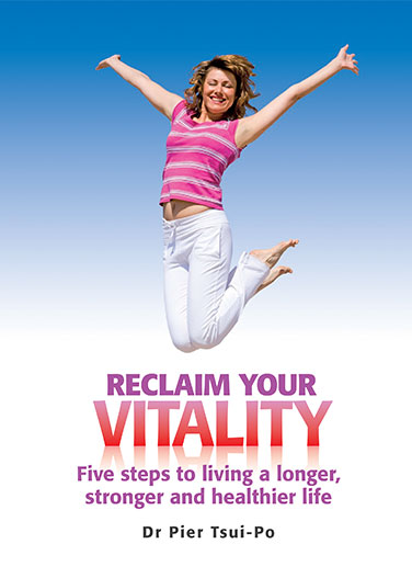 Reclaim your vitality and health book