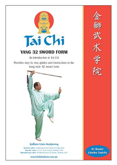 Tai Chi Sword Yang 32 Form Workbook