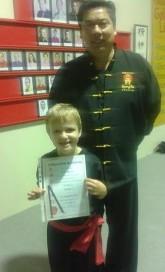 Martial arts kung fu kids Melbourne