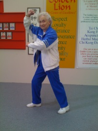 Tai Chi for Seniors Jean Washfold